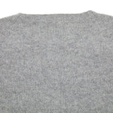 Harley Women's Crew Neck Geelong Jumper in Flannel Grey