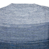 Inis Meáin Linen Ombre Tunic in Light/Dark Blue Blend