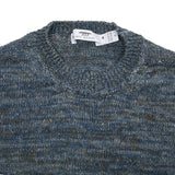 Inis Meáin Linen Donegal Crew Neck Jumper in Madar