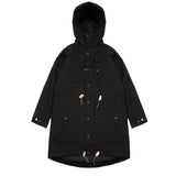 Manifattura Ceccarelli Women's Mountain Parka in Black