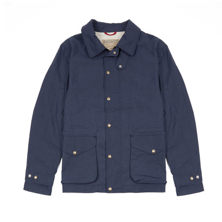 Manifattura Ceccarelli Weekender Field Jacket in Navy
