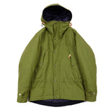 Manifattura Ceccarelli Mountain Parka in Light Green