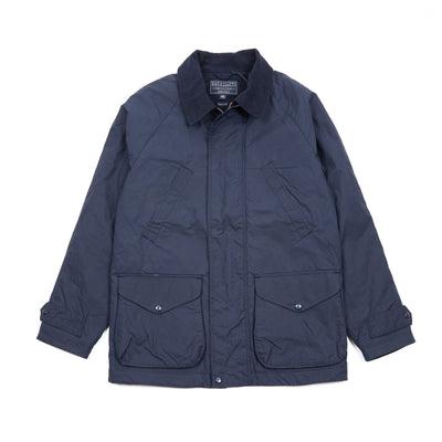 Manifattura Ceccarelli New Caban Jacket in Navy