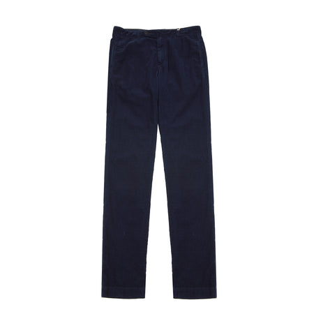 Massimo Alba Winch Baby Corduroy Trousers in navy
