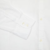 Massimo Alba Canary Shirt in White