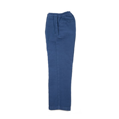 Massimo Alba Women's Sparus Trousers in Blue