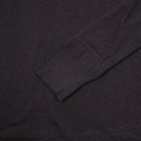 Merz b Schwanen Good Originals Maco Imit Henley in Black
