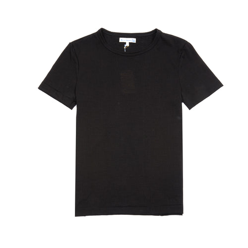 Merz b Schwanen 2W15 Merino Wool T-shirt in Black