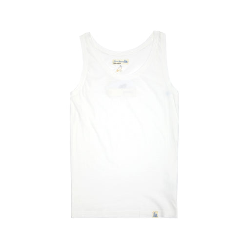 Merz b Schwanen Women's Good Basics Singlet in White