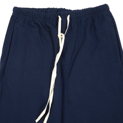 Merz b Schwanen Sweat Pants in Ink Blue