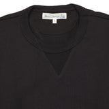 Merz b Schwanen Organic Cotton Sweatshirt in Black