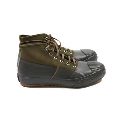 Moonstar Allweather Rainboots in Khaki