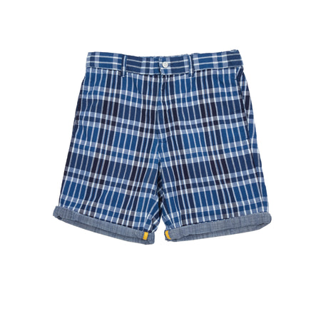 Original Madras Trading Company Shorts in Blue/Navy