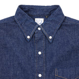 Orslow One Wash Denim Shirt