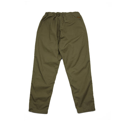 Orslow Cotton Trousers in Army Green