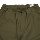 Orslow New Yorker Trousers in Army Green