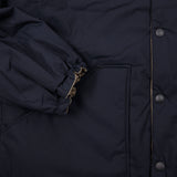 Orslow Reversible Padded Jacket in Navy/Grey