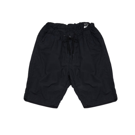 Orslow Cotton Shorts in Charcoal