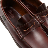 Paraboot Coraux Marine Shoe in Marron