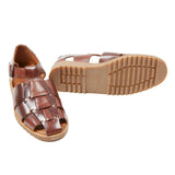 Paraboot Pacific Sandals in Marron