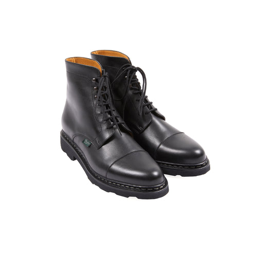 Paraboot Women's Clamart Boots in Black