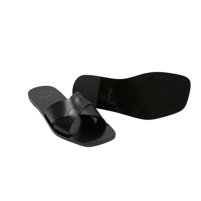 Paraboot Women's Roses Sandals in Black