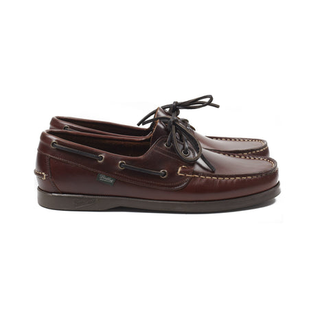 Paraboot Barth Deck Shoe in Marron/America