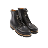 Paraboot Beaulieu Chromexcel Leather Boot in Black