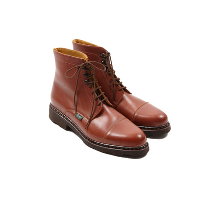 Paraboot Women's Clamart Griff Boots in Marron