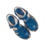 Paraboot Women's Iberis Sandals in Blue