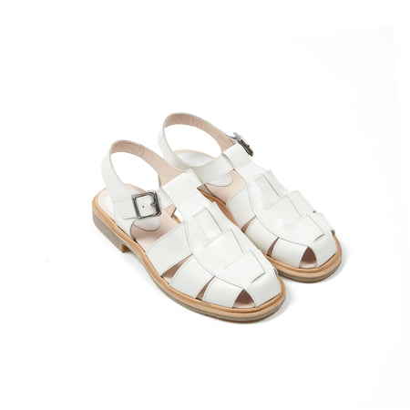 Paraboot Women's Iberis Sandals in White