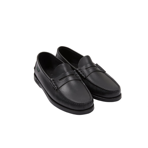 Paraboot Coraux Loafer in Black