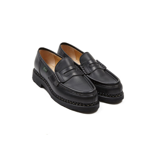 Paraboot Women's Orsay Loafer in Black
