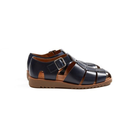 Paraboot Pacific Sandals in Navy