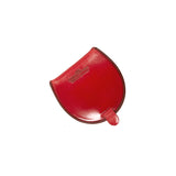 Peroni Art 594 Coin Case in Cherry Red
