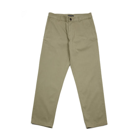 Portuguese Flannel Mini Golf Trousers in Olive