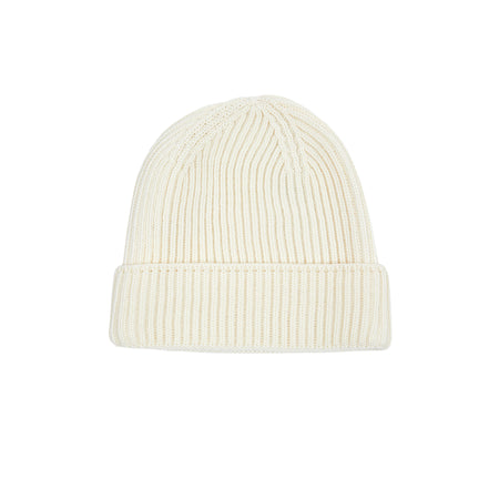 SNS Herning Mental Beanie Hat in Off White
