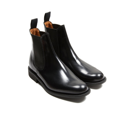 Sanders Women's Chelsea Boot in Black