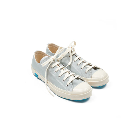 Shoes Like Pottery Canvas Trainers in Sax