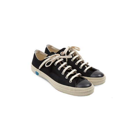 Shoes Like Pottery Canvas Trainers in Black