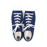 Shoes Like Pottery Canvas Trainers in Indigo