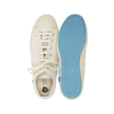 Shoes like Pottery Canvas Trainers in White
