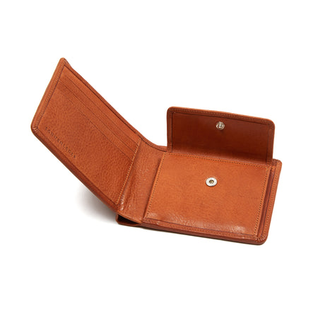 Sonnenleder Spree Wallet in Brown