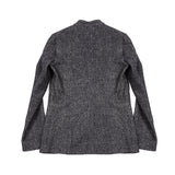 Stefano Mortari Women's Wool Jacket in Grey