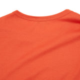 Sunspel Classic Cotton T-Shirt in Burnt Orange