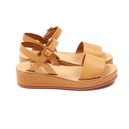 Tracey Neuls Barbara Sandals in Natural