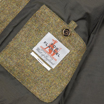 Valstar Padded Valstarino in Herringbone Tweed