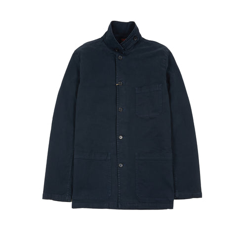 Vetra 2A55/22 Broken Twill Jacket in Navy