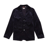Vetra 9M55/24 Medium Wale Corduroy Blazer in Navy