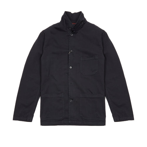 Vetra 2M55/22 Moleskin Jacket in Navy